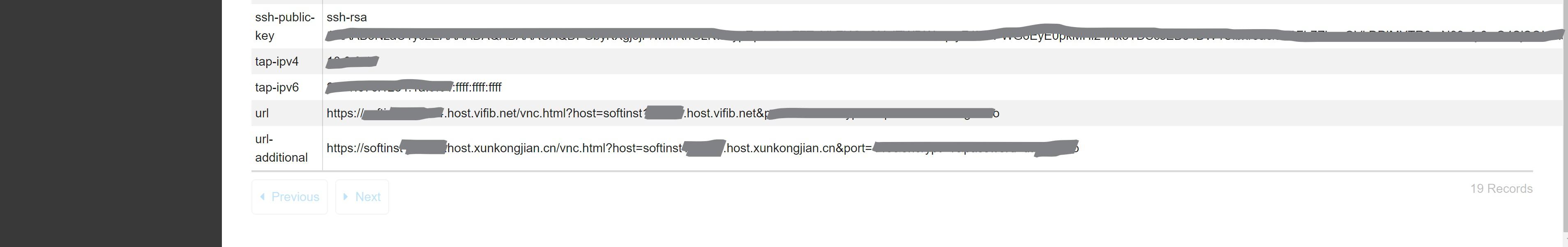 Xunkongjian KVM Addtional URL